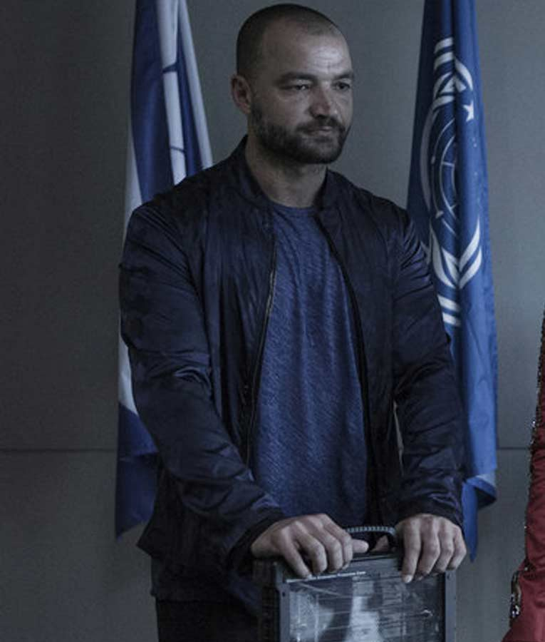 The Expanse Season 02 Cotyar Jacket
