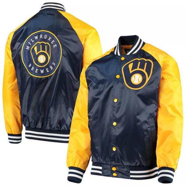 Milwaukee Brewers Jacket