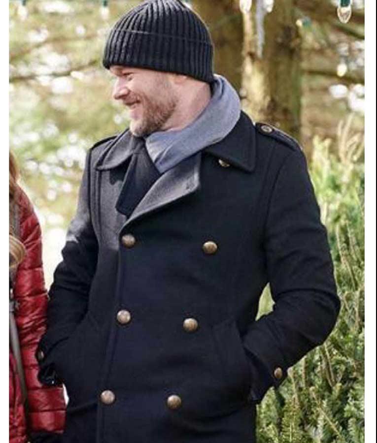 Aaron Ashmore The Santa Squad Gordon Coat