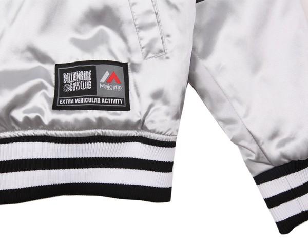 BBC x Silver Bomber Jacket