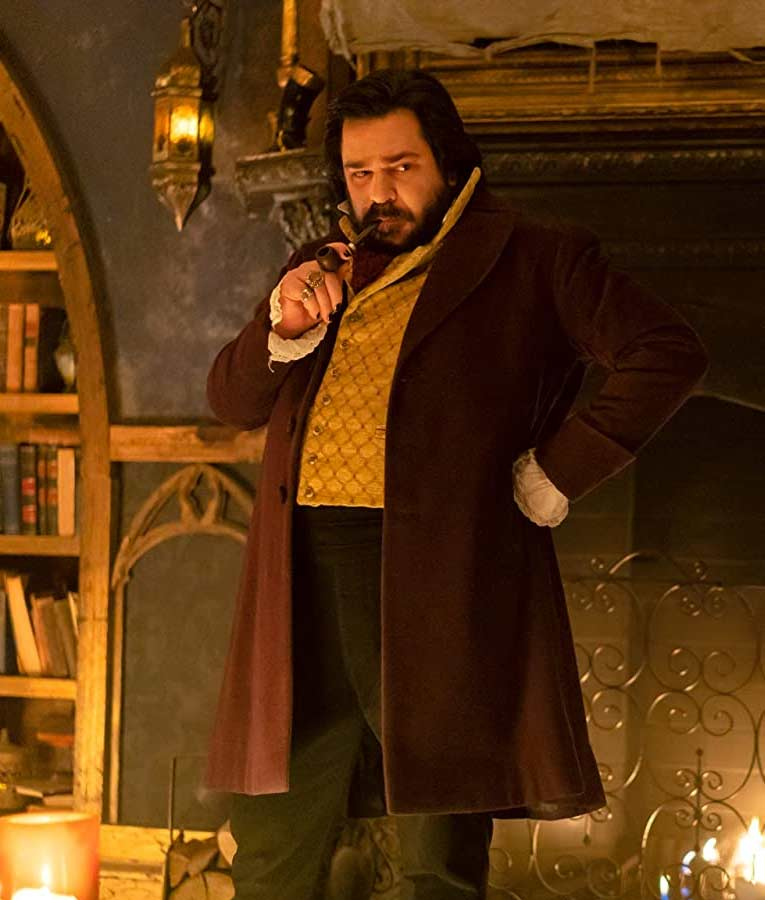 Laszlo Cravensworth What We Do in the Shadows S02 Long Coat