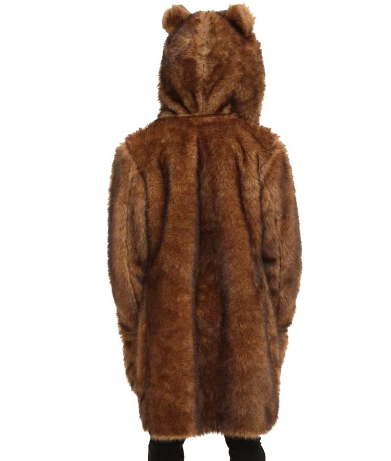 Workaholics Blake's Bear Coat