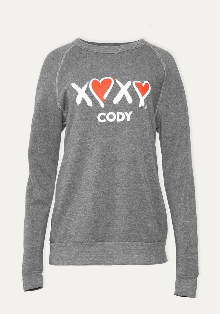 XOXO Cody Crewneck Unisex Sweatshirt
