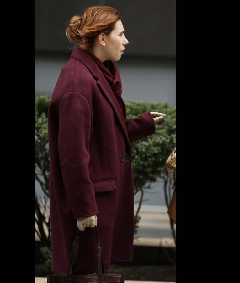 Zosia Mamet The Flight Attendant Annie Trench Coat