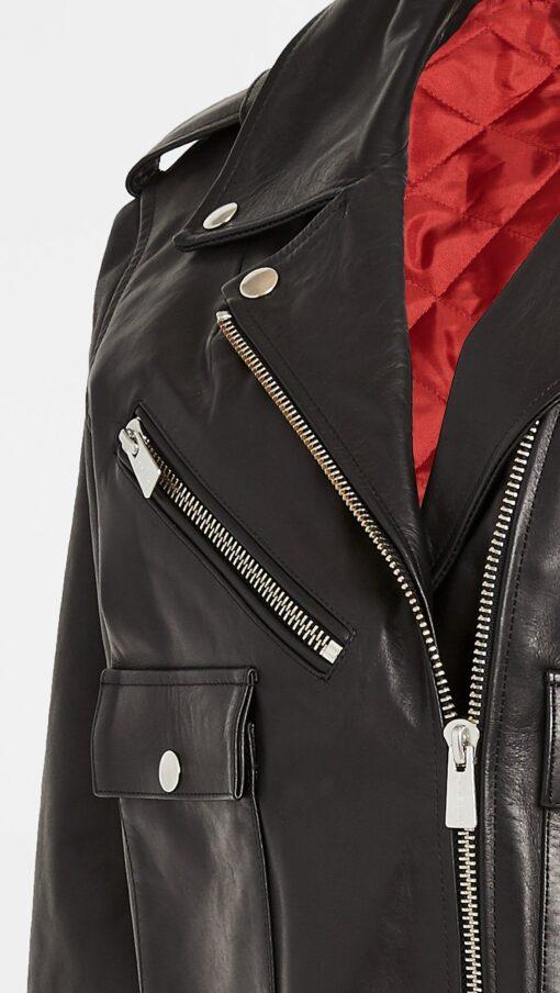 ANINE BING Moto Leather Jacket