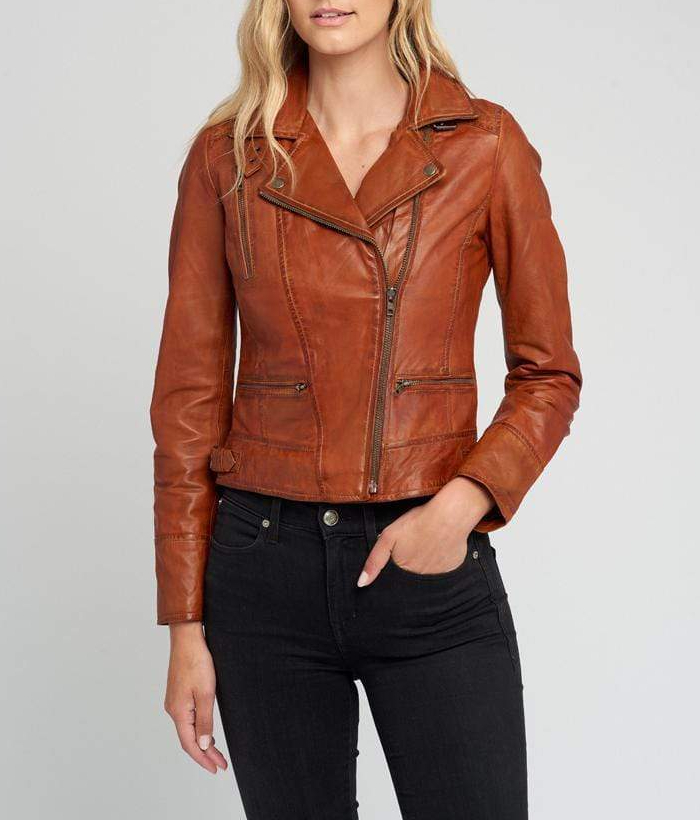 Ladies-Tanned-Leather-Jacket-002