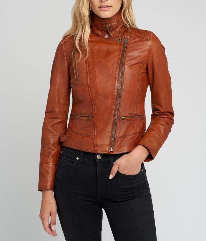 Ladies-Tanned-Leather-Jacket-003