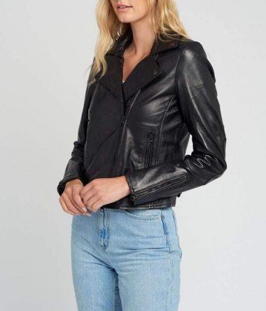 Women-Black-Hardware-Moto-Leather-Jacket-002