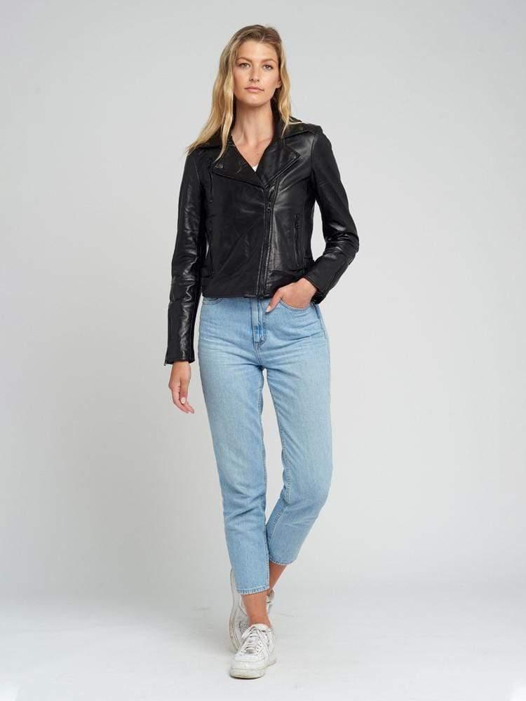 Women-Black-Hardware-Moto-Leather-Jacket-003