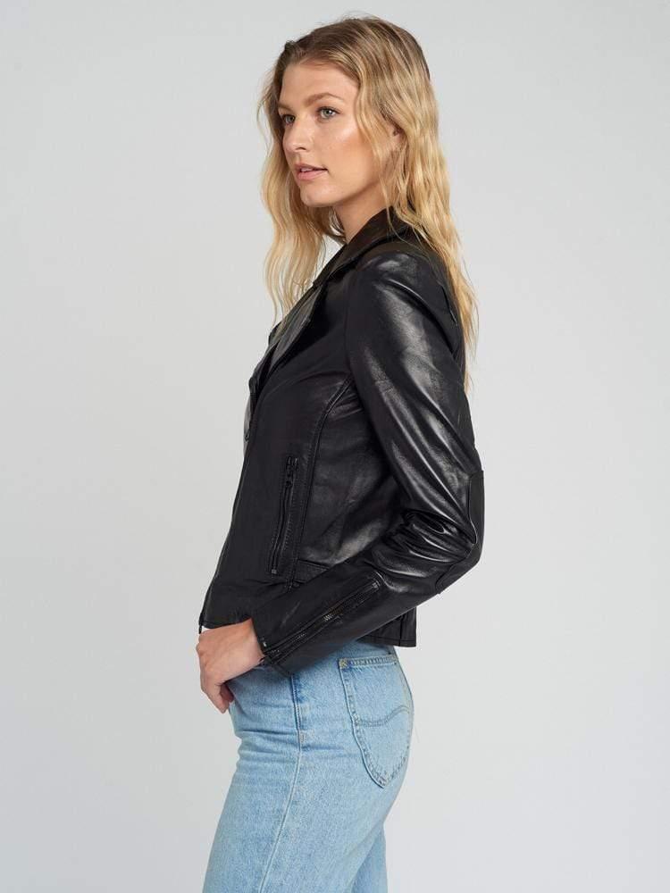 Women-Black-Hardware-Moto-Leather-Jacket-007